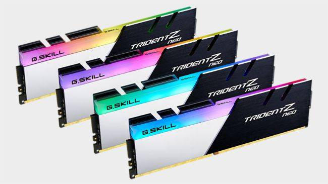 G.Skill launches 4,000MHz RAM for lucky AMD Ryzen 5000 CPU owners