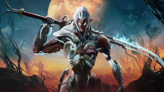 Warframe gets a next-gen console reveal, director tells PC players just to dial-up their settings