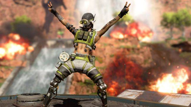 Apex Legends went 'from zero to about a billion dollars' in just two years, EA says