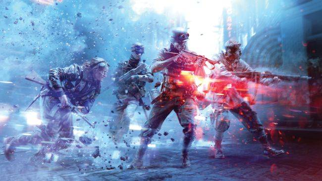 The next Battlefield game will have 'never-before-seen' scale