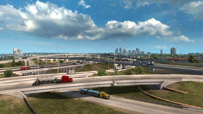 Colorado's hellish knot of tangled highways comes to American Truck Simulator on November 12