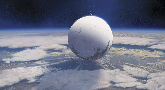 On the eve of Destiny 2: Beyond Light, something is happening to the Traveler