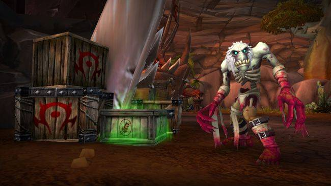 Zombies are invading World of Warcraft in a special pre-expansion event