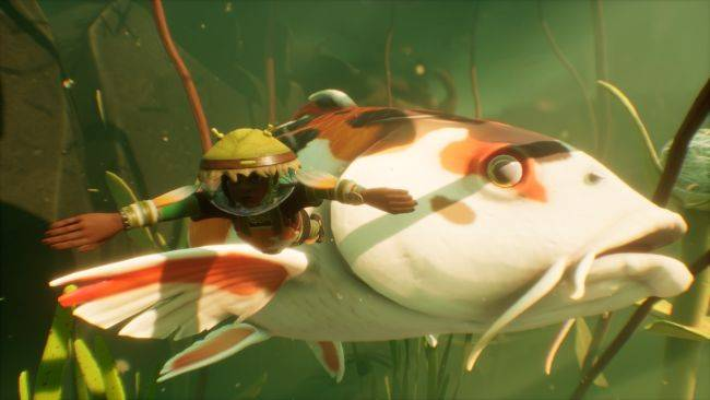 Grounded gets its big Koi Pond update today, and the patch notes are huge