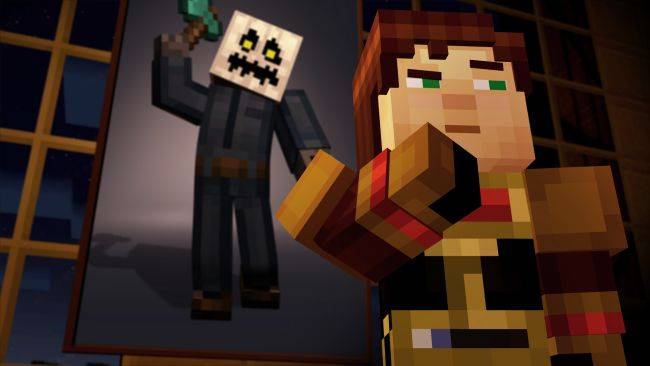 Minecraft Dungeons cross-platform support arrives November 17