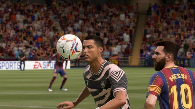FIFA 21 players can now track how much time and money they've sunk into it