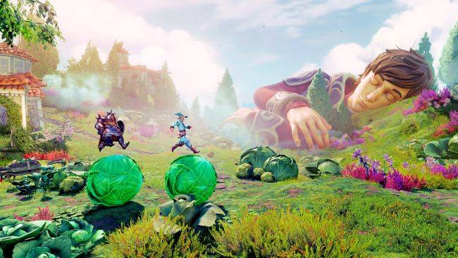 Trine 4 is off to dreamland in the Melody of Mystery DLC