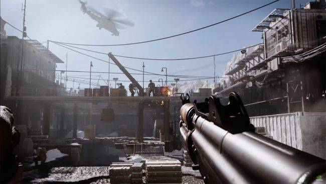 Nvidia delivers an 85% frame rate boost to Call of Duty Cold War thanks to DLSS