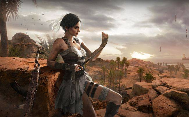 PUBG adds dirt bikes, the ability to shoot while driving, and the 'battle bride pass'