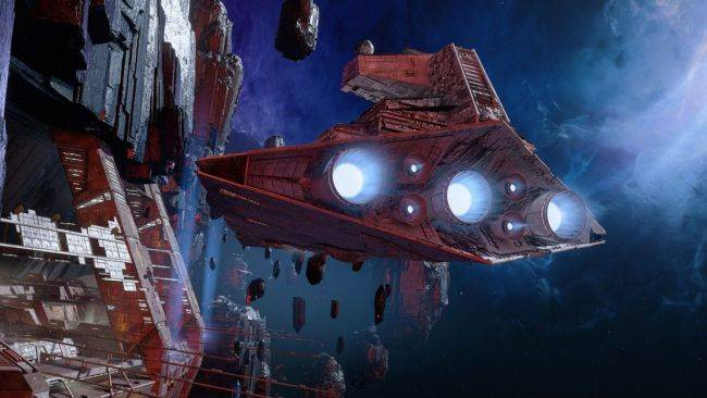 B-Wings, TIE Defenders and custom games are coming to Star Wars: Squadrons