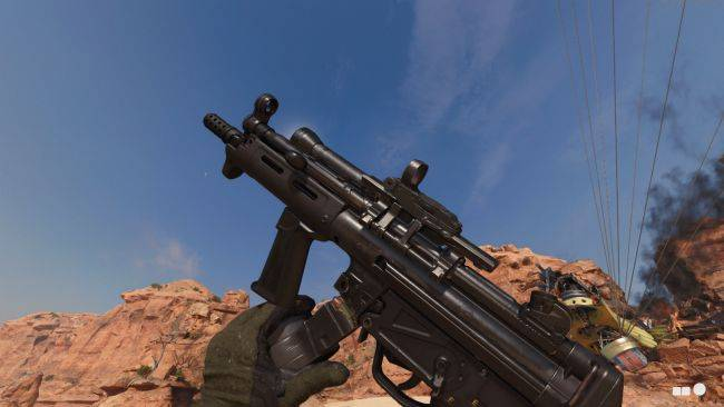 Our national nightmare is over: Call of Duty's MP5 has been nerfed