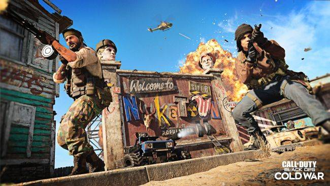Nuketown 84 easter egg leaks ahead of map's release for Call of Duty: Cold War