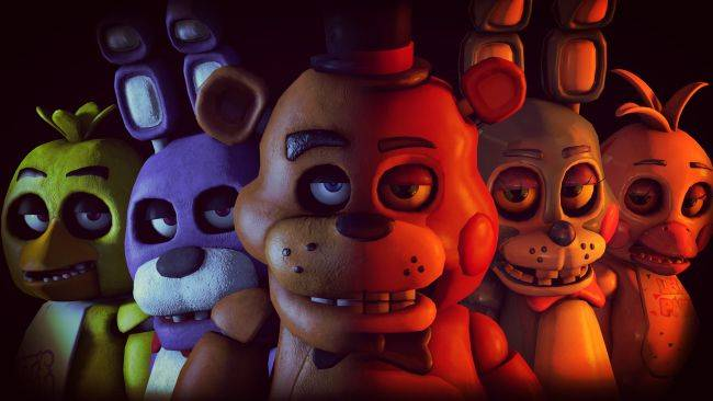 Five Nights At Freddy's Movie starts filming in spring 2021