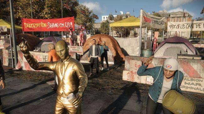 Watch Dogs Legion multiplayer delayed into 2021