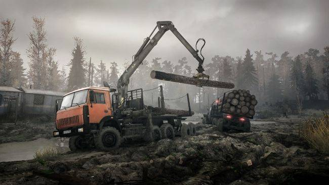 MudRunner is free this week on the Epic Games Store