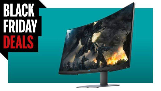 This Dell 32-inch 1440p curved gaming monitor is only $330 at BestBuy