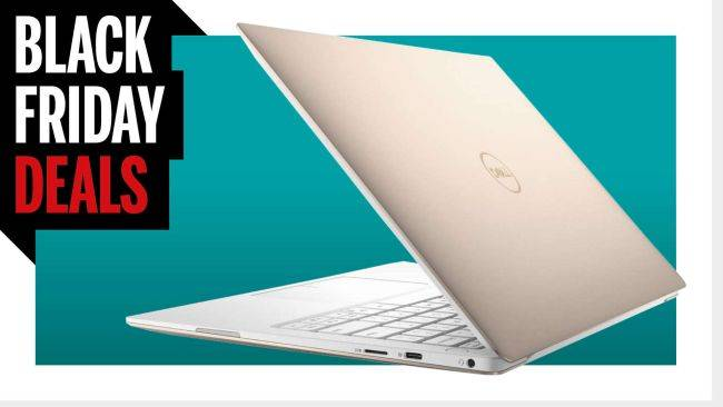 Grab a Black Friday bargain on this XPS 13 Touch laptop at just $1,100