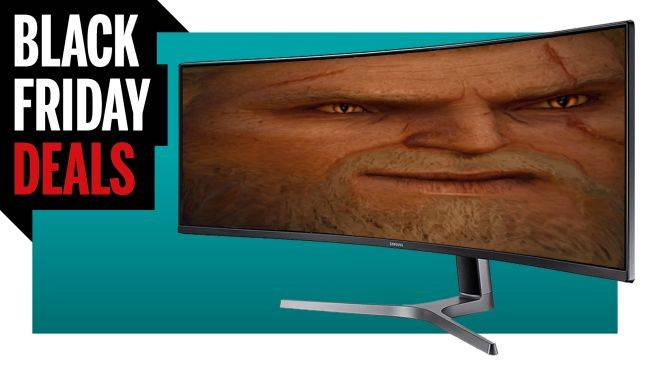 Black Friday deals are putting 120Hz ultrawide monitors within reach of actual human beings