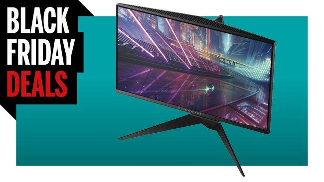 This 240Hz Alienware monitor is only $250 right now