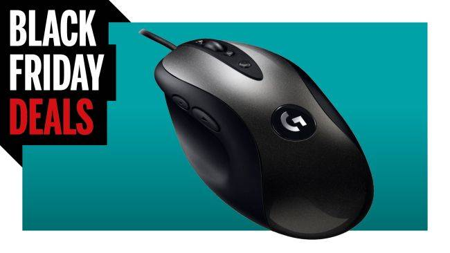 The 'legendary' Logitech MX518 is down to $20 for Black Friday