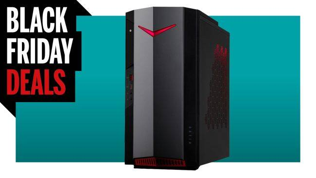 Save £200 on this mid-spec gaming PC with a 10th gen Intel CPU