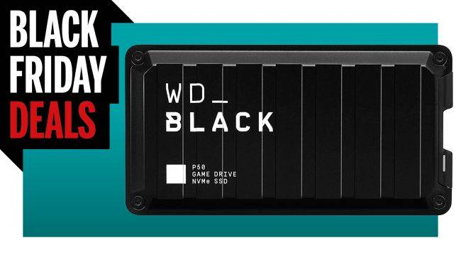WD Black P50 2TB is just $300 on Amazon right now