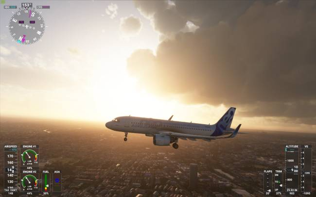 Flight Sim's next update takes off for Great Britain