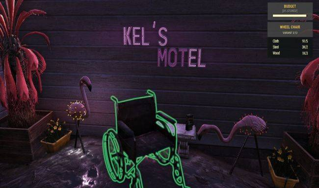 Fallout 76 adds wheelchairs in response to request from disabled player