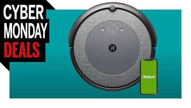 Cyber Monday vacuum deal: Roombas are on sale for $100 off