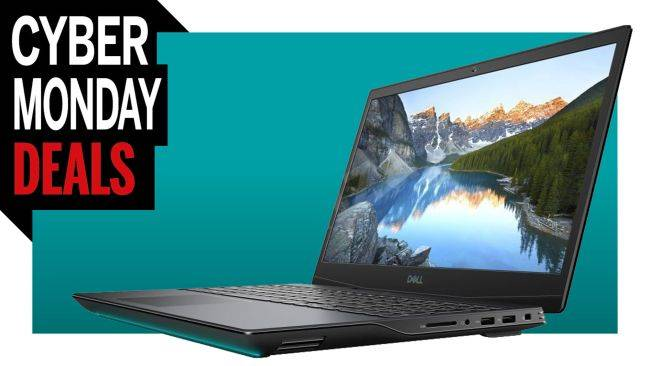 Get a Dell G5 gaming laptop with an RTX 2070 for just $1,150 this Cyber Monday