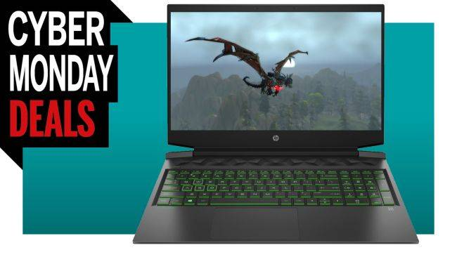 Get this HP Pavilion gaming laptop for just $730 at Newegg right now