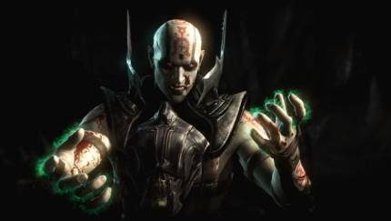 Quan Chi Casts His Spell On Mortal Kombat X