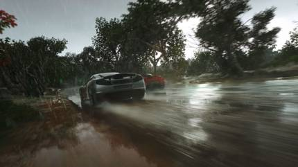 How The Power Of PS4 Turbocharges Driveclub