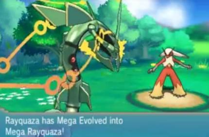 New Trailer Reveals Mega Rayquaza