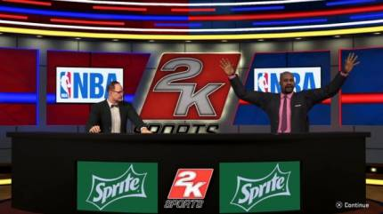 Shaq Is Waving At You In New NBA 2K15 Trailer