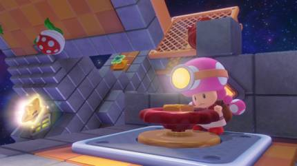 Toadette Joins The Cast Of Captain Toad: Treasure Tracker