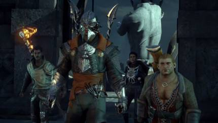 Dragon Age: Inquisition Will Forge A Hero (Or Not)