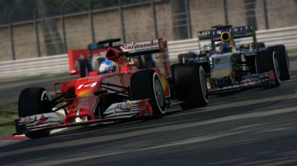 Fasten Your Seatbelt For The F1 2014 Launch Trailer