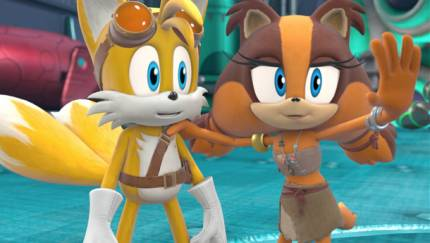 Find Out More About Sonic Boom On 3DS And How It Connects To Wii U