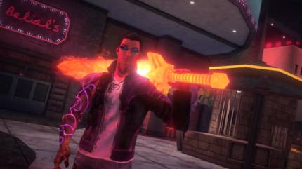 Saints Row: Gat Out Of Hell Has Seven Deadly Weapons For Seven Deadly Sins