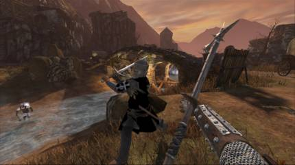 Chivalry: Medieval Warfare Slashes Onto Consoles This December