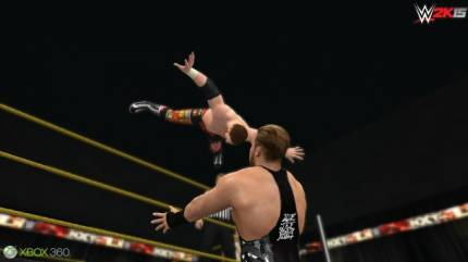 Play Exclusive Matches And Battle John Cena In New WWE 2K15 Modes