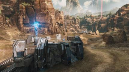 The Master Chief Collection Remakes Halo 2's Coagulation Map