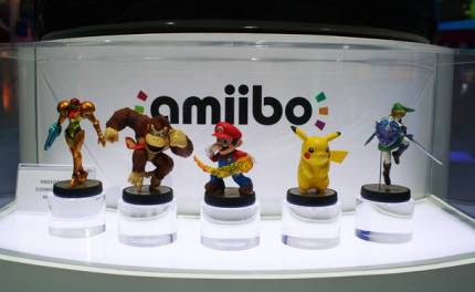 What Do Amiibos Do In What Games?