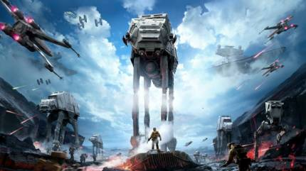 Seven Crazy Things That Happened In The Star Wars Battlefront Beta