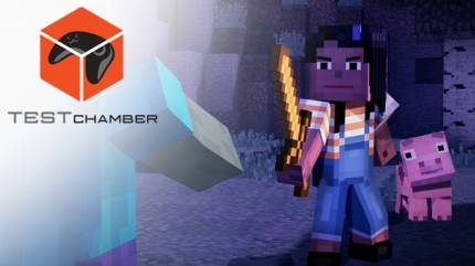 Test Chamber – Minecraft: Story Mode
