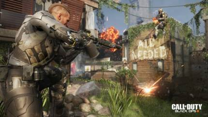 Here Are All Of The Multiplayer Specialists You'll Be Playing As In Black Ops III