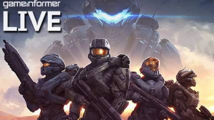 Watch Us Play Five Hours Of Halo 5: Guardians
