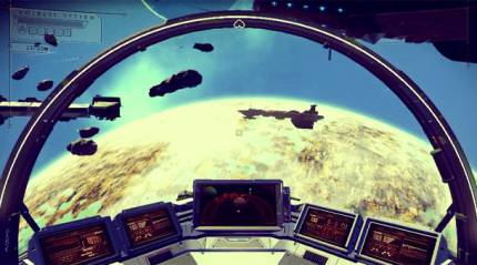 Hello Games Shows Off More No Man's Sky Gameplay