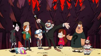 UbiArt Framework-Built Gravity Falls For 3DS Releasing Slightly Ahead Of Schedule